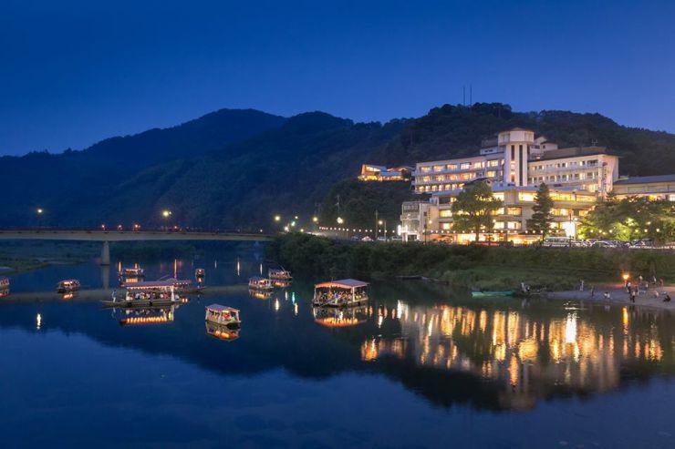 お得な割引プラン 岩国国際観光ホテル